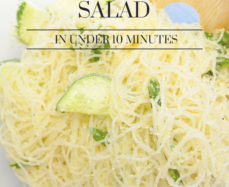 Best Healthy Summer Pasta Salad