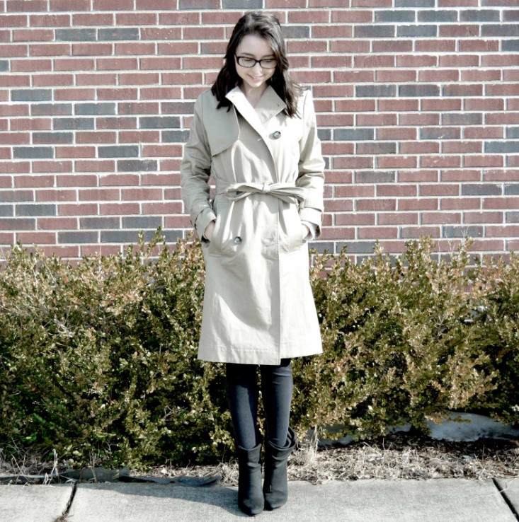 Every Girl Boss Needs a Trench Coat 2