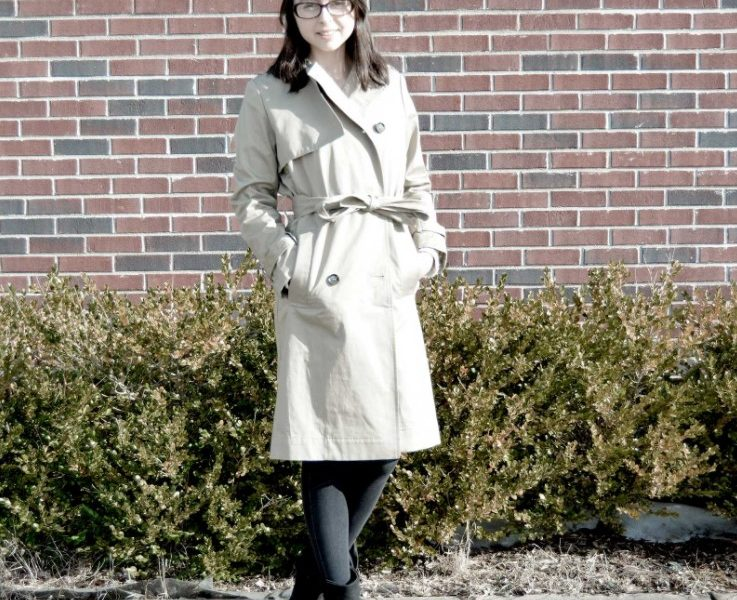 Every Girl Boss Needs a Trench Coat