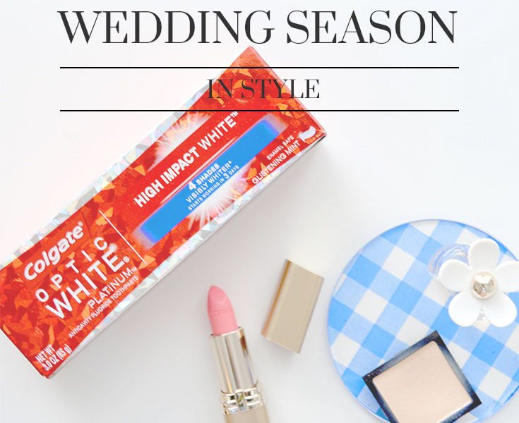 Five Tips to Survive Wedding Season in Style