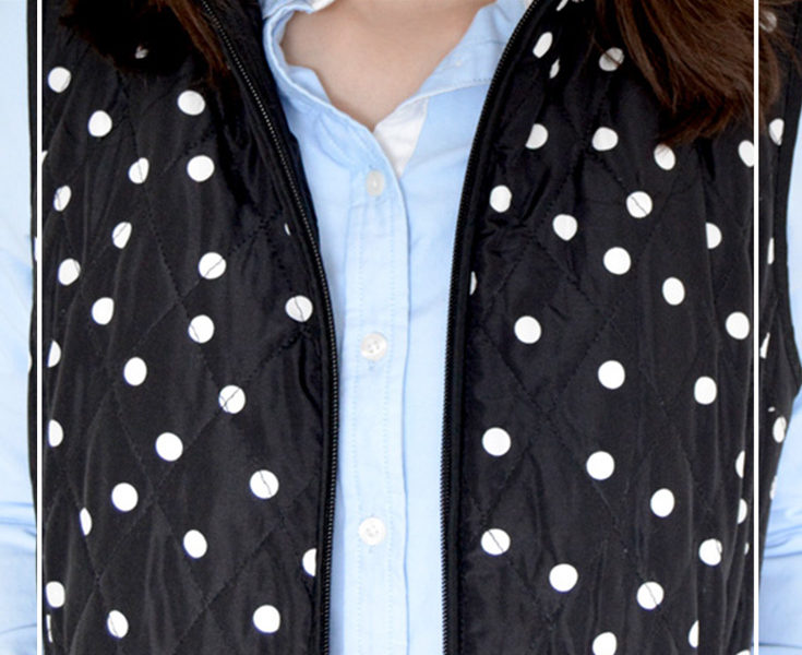 three Perfectly Preppy Vests for Fall