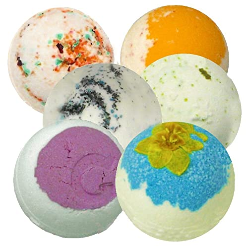 Moon's Harvest Baby Bath Bombs Pack