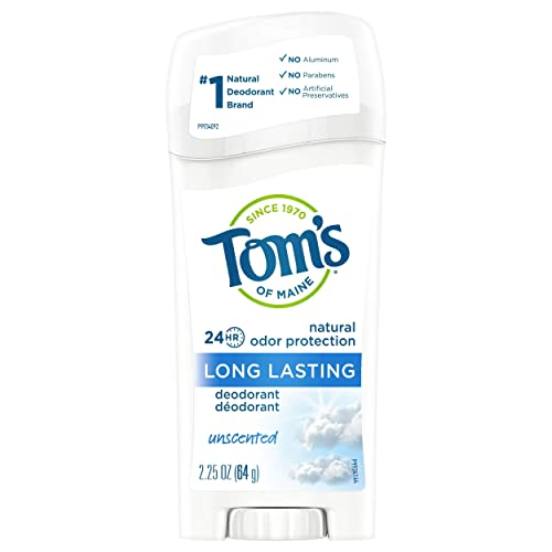 Tom's of Maine Unscented Natural Deodorant